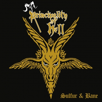 Principality of Hell - Sulfur & Bane - CD
