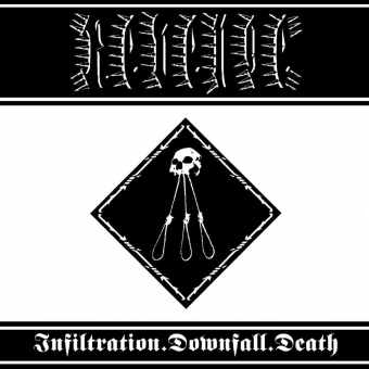 Revenge - Infiltration.Downfall.Death - Digi CD