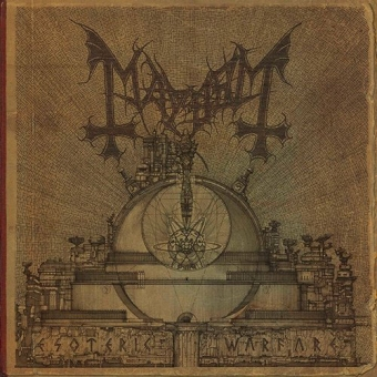 Mayhem - Esoteric Warfare - DLP