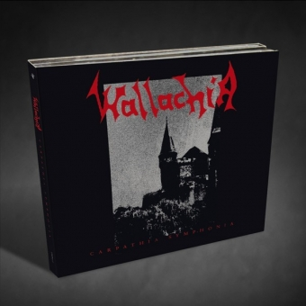 Wallachia - Carpathia Symphonia - Digi 2CD