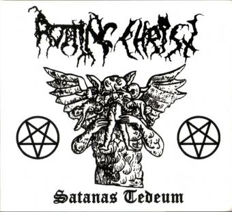 Rotting Christ - Satanas Tedeum Demo 89 - LP