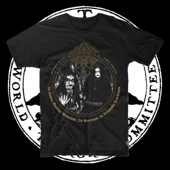 Abruptum - In Umbra Malitiae Ambulabo... - T-Shirt