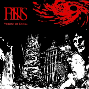 Finis - Visions of Doom - CD