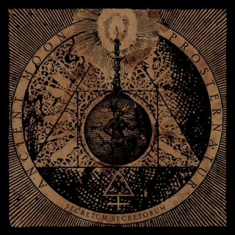 Ancient Moon / Prosternatur - Secretum Secretorum - Digi CD