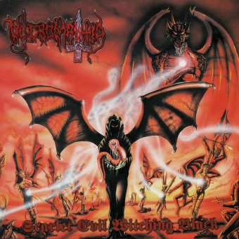 Necromantia - Scarlet Evil Witching Black - CD