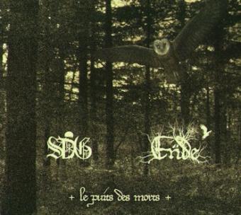 Sorcier Des Glaces / Ende - Le Puits Des Morts - Digi CD