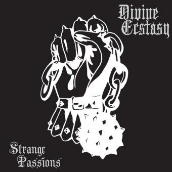 Divine Ecstasy - Strange Passions - MCD