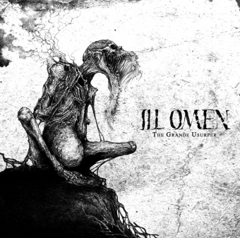 Ill Omen - The Grande Usurper - Mini-Gatefold Digipak MCD