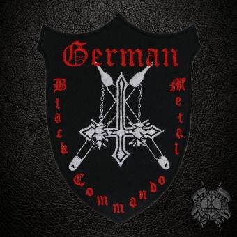 Nargaroth - Black Metal Kommando - Wappen Patch