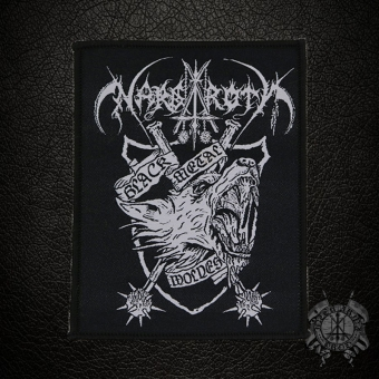 Nargaroth - Black Metal Wolves - Patch