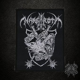 Nargaroth - Black Metal Wolves - Patch