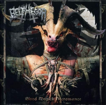 Belphegor - Blood Magick Necromance - CD