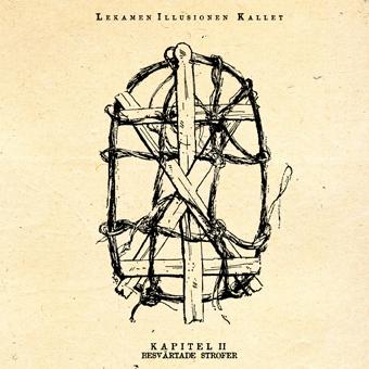 LIK - Besvärtade Strofer - CD