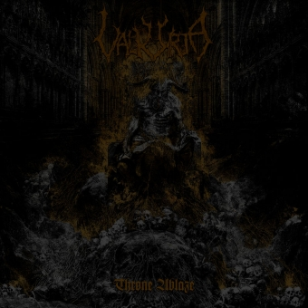 Valkyrja - Throne Ablaze - Digipak CD