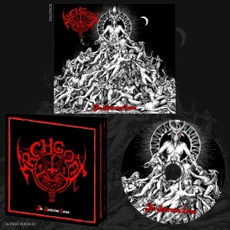 Archgoat - The Luciferian Crown - Digipak CD