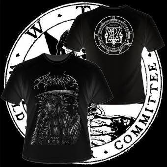 Acrimonious - Qayin Rex Mortis  - T-Shirt