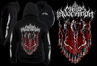 Chaos Invocation - Reaping Season...  - Hooded Zipper