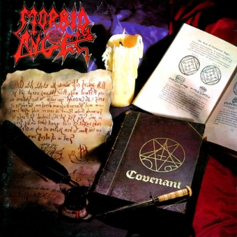 Morbid Angel - Covenant - DigiCD