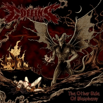 Coffins - The Other Side Of Blasphemy - DigiCD