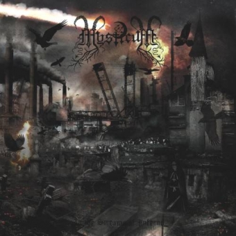 Mysticum - In the Streams of Inferno - DCD (CD+DVD)