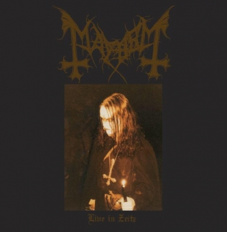 Mayhem - Live in Zeitz - CD