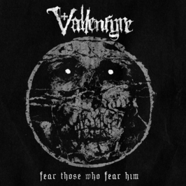 Vallenfyre - Fear Those Who Fear Him - Digipak CD