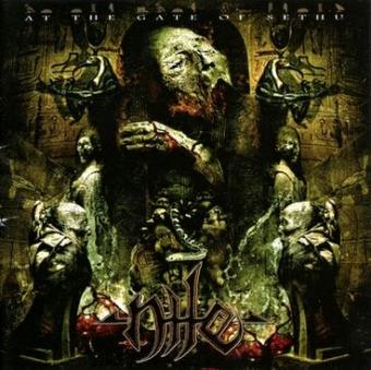 Nile - At the Gate of Sethu - CD