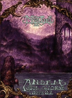 Mortiis - Ånden Som Gjorde Opprør - A5 Digipak CD