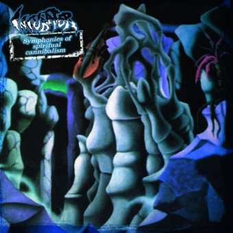 Incubator - Symphonies of Spiritual Cannibalism - LP
