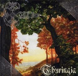 Menhir - Thuringia - CD