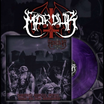 Marduk - Heaven Shall Burn... - LP (Purple Marble Vinyl)
