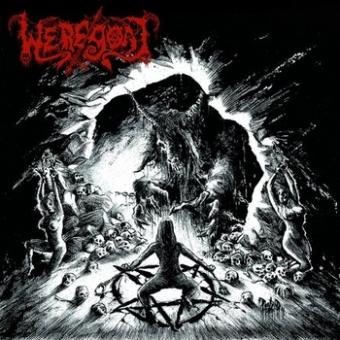 Weregoat - Unholy Exaltation of Fullmoon Perversity - LP