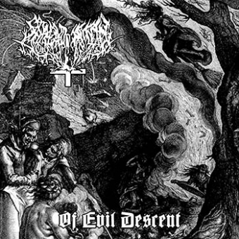 Shroud of Satan - Of Evil Descent - LP
