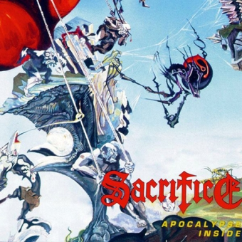 Sacrifice - Apocalypse Inside - Gatefold LP