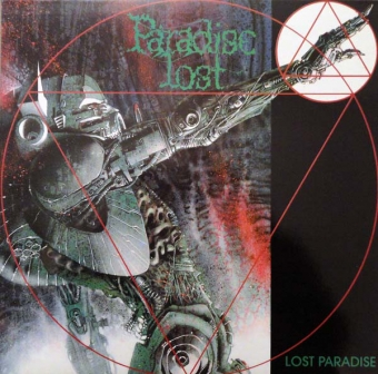 Paradise Lost ‎– Lost Paradise - CD
