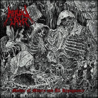 Ritual Lair ‎– Mother of Misery and All Repugnance (Diabolo Intervale) - CD