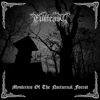 Evilfeast ‎– Mysteries Of The Nocturnal Forest - CD