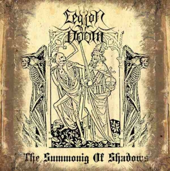 Legion of Doom - The Summoning Of Shadows - LP