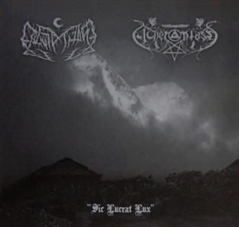 Leviathan / Acherontas - Sic Luceat Lux - LP