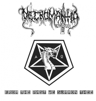 Necromantia - From the Past We Summon Thee - 7 EP