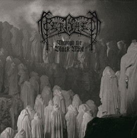 Perished - Through The Black Mist - CD