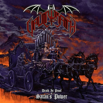 Vaultwraith - Death Is Proof Of Satans Power - CD