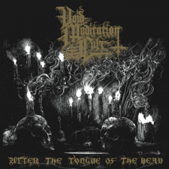 Void Meditation Cult - Utter the Tongue of the Dead - CD
