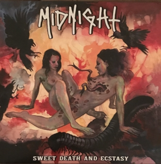 Midnight - Sweet Death And Ecstasy - LP