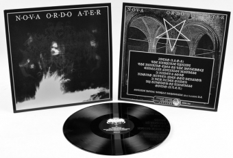 Satanic Warmaster - Nova Ordo Ater - LP