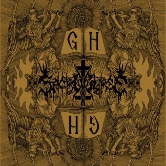 Sacrocurse - Gnostic Holocaust - CD