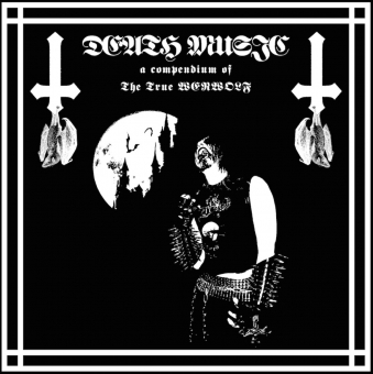 The True Werwolf - Death Music - CD