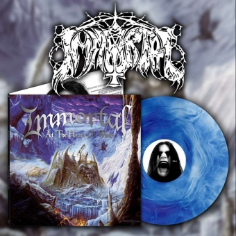 Immortal - At the Heart of Winter - Gatefold LP