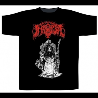 Immortal - Throne  - T-Shirt