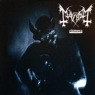 Mayhem - Chimera - CD